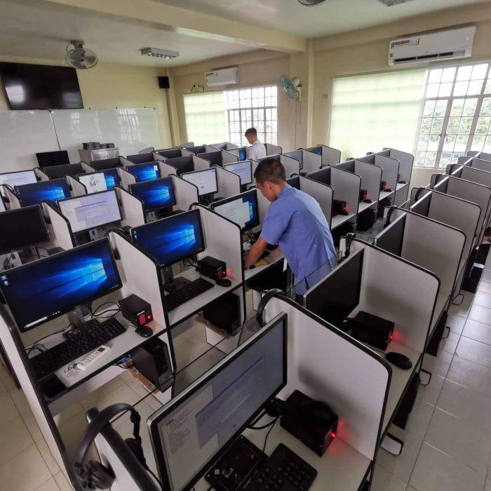 Computer Lab - Fernando Hall