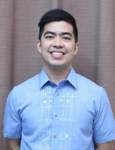 Mariano M. Clamor II - Vice President / School Registrar / Finance Director