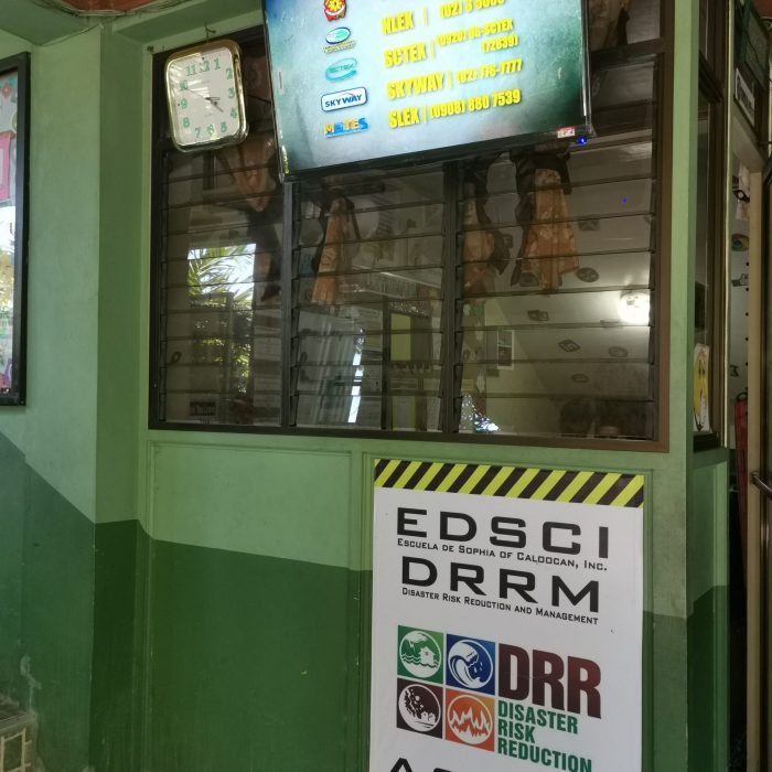 SDRRM office