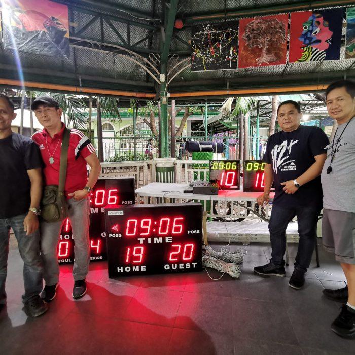 Electronic Score Board
