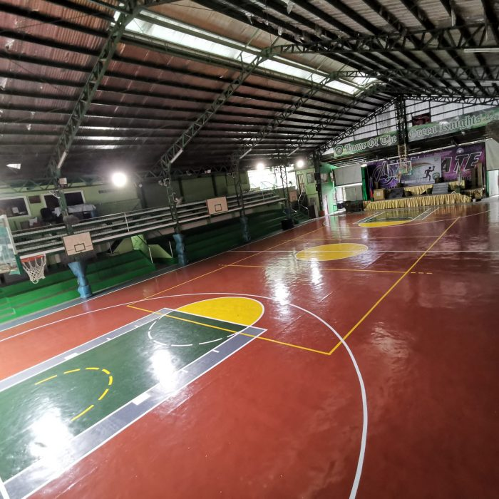 Green Knights Gym